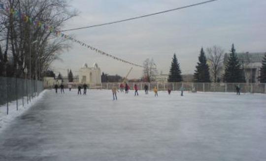 Ледовый Каток «Останкинский лед»