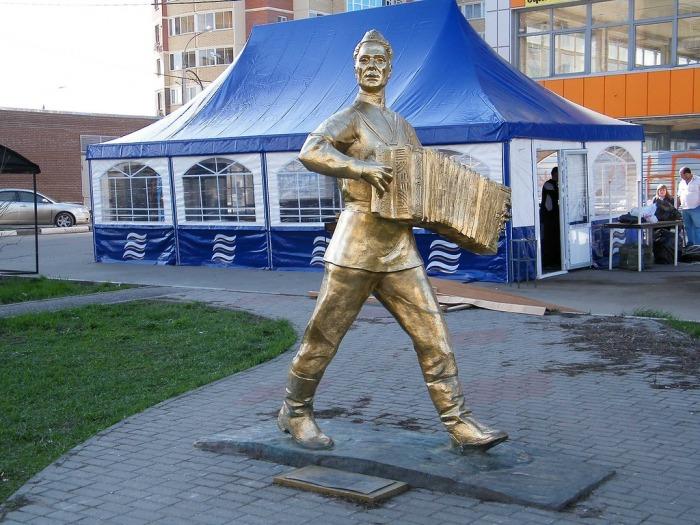 Памятник василию теркину орехово зуево памятники архитектуру центра красноярска