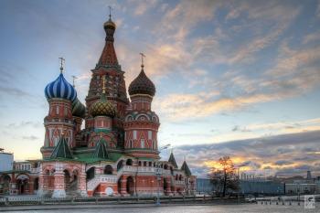 Реферат Москва – столица России
