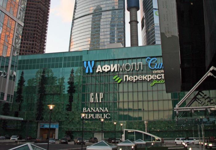 aa80d61a3744 Торговый центр «Афимолл Сити», Москва. Карта, фото, как добраться ...