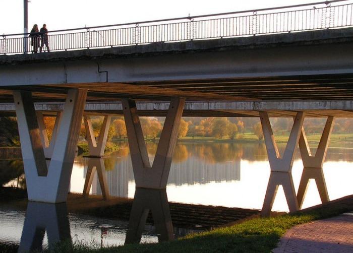 Базы сайтов Борисовские мосты Верхний и Нижний как оформлять ссылки сайтов в реферате