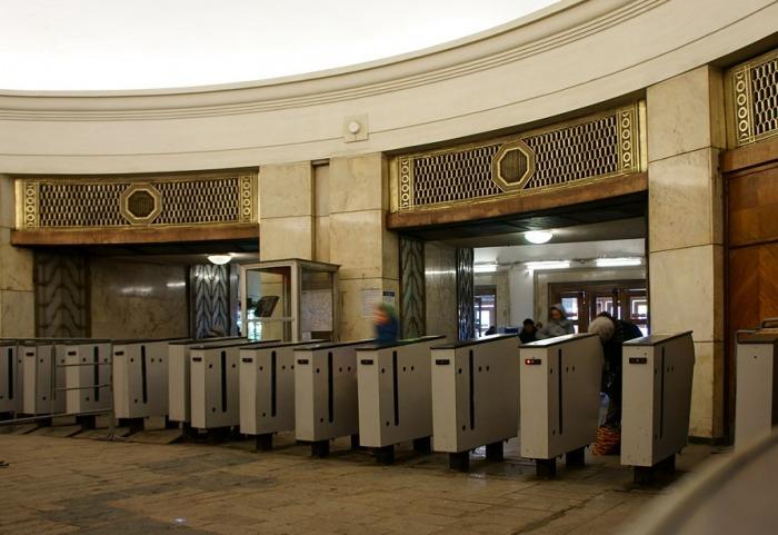 небольшие станция метро рижская вестибюль картинки керамической плитки