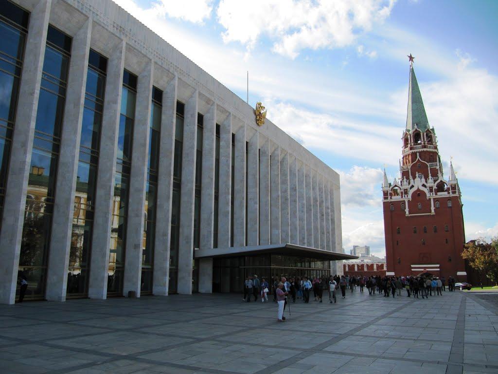 Схема проезда кремлёвский дворец съездов фото 268